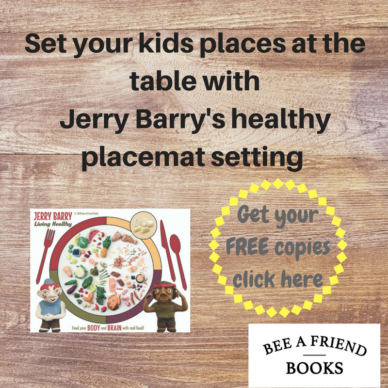 free healthy placemat